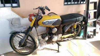 Honda s90z