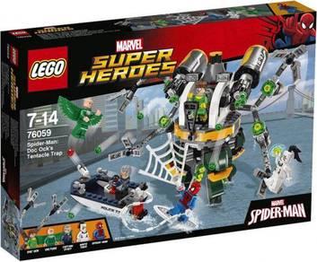 LEGO Super Heroes 76059 Spider-Man Doc Ock's