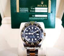Rolex GMT-Master II-116713LN-Lux Watch