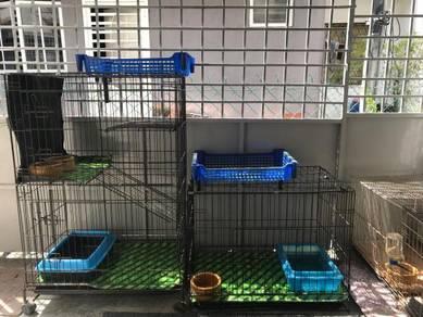 Cat boarding kajang-bangi (sgramal)