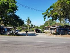 Roadside land for sale in lahad datu
