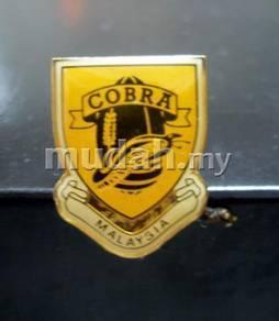 COBRA Malaysia Badge- Pin