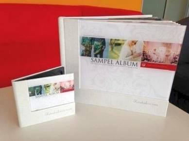 Jurugambar Jurufoto Album Perkahwinan Kahwin