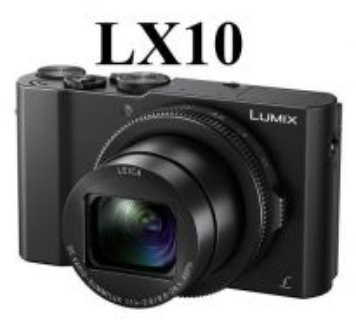 NEW Panasonic Lumix DMC-LX10 Digital Camera LX10