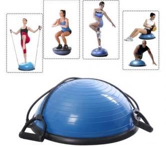 BOSU Fitness Semi Hemisphere Balancing Ball