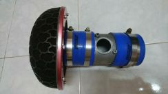 HKS Super Power Flow Air Filter with Adapter