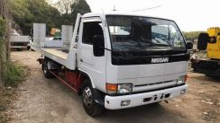 Nissan Ud Fully down Car Carrier 18.6ft