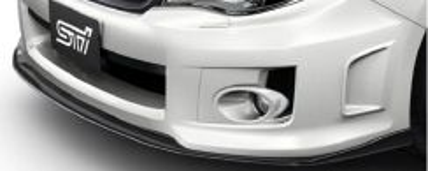 STI Front Lip Subaru Impreza S206 GRB GRF GVB GVF