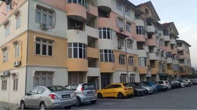 Apartment Pangspuri Sungai Naga,Pengkalan Rama Bandar Melaka