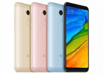 XiaoMi Redmi 5 Plus 32GB / 64GB - ORI Mi Malaysia