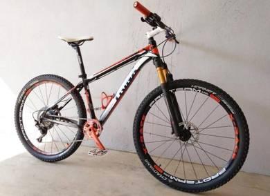Basikal MTB Trinx CAG C500 SLX 11 Speed 27.5