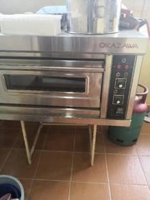 Okazawa oven