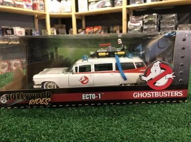 Jada Ghostbusters Ecto-1 #99731 White (1:24)