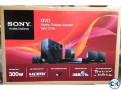 SONY DAV-TZ140 home theatre 5.1