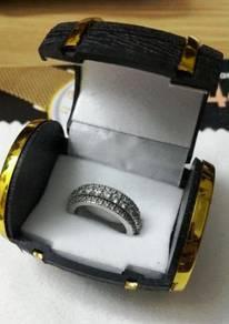 PIAGET Diamond Ring White Gold