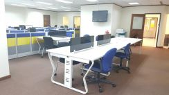 Co-Share Office Space at Menara MSC Cyberport