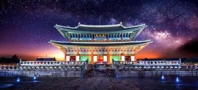 Korea murah 4h 3m all in private tour