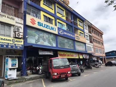 [Facing Main Road] Klang Taman Sentosa Shop Hospital Sentosa Sg Jati