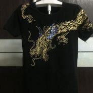 T shirt dragon manik
