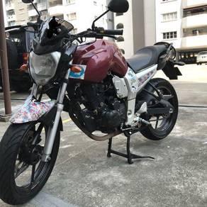 2013 Yamaha FZ