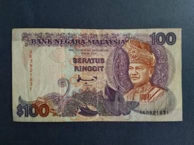 Seratus Ringgit Ahmad Mohd. Don AK3921831