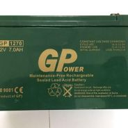 GPower Rechargeable Battery 12V 7.0AH