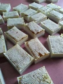 Madu lebah bersarang 250-350gram