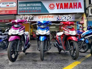 Yamaha Ego Solariz [Easy Apply]