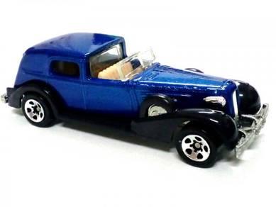 1996 Hot Wheels 1935 CADILLAC metalbase
