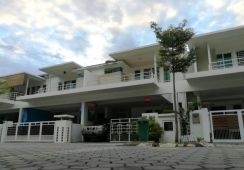 One Residence- 2-Storey Renovated Terraced At Sungai Ara
