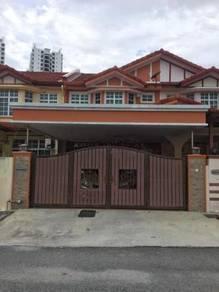 For Sale Double Storey Terrace at Taman Tunas Damai