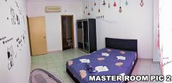 Free RM200 RENT _ Fully Furnished Master Room Puchong near LRT