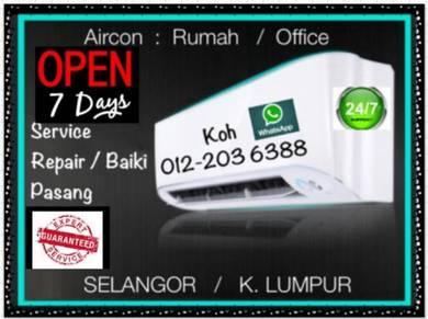 Aircond pro Aircon - Badar Damai Perdana & others