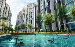 H2O Residence For Rent, Fully Furnished