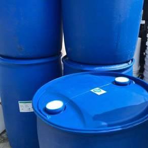 Tigh Head Plastic Blue Drum