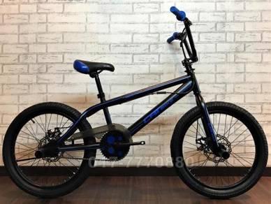 NEW BMX FREE STYLE 2.0 BICYCLE Bike BASIKAL