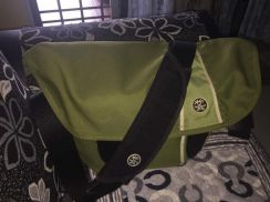 Bag silang chrmpler original