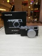 Fujifilm x100t digital camera - silver (99% new)