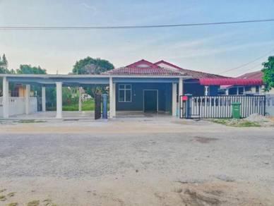 [100K below value] 1 storey bungalow tmn perdana pekan, 5199 sq.ft