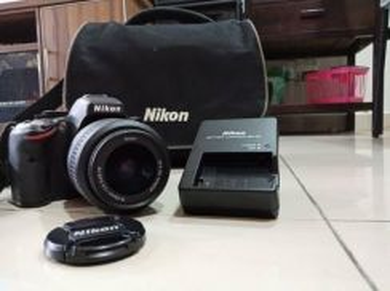 Nikon D5100 second hand