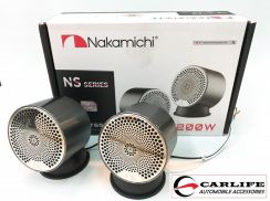 NAKAMICHI JAPAN 2 Inch Full Range Speaker Set