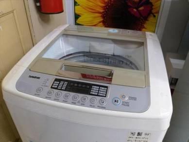 LG 9.5kg Washing Machine SP950 - terpakai