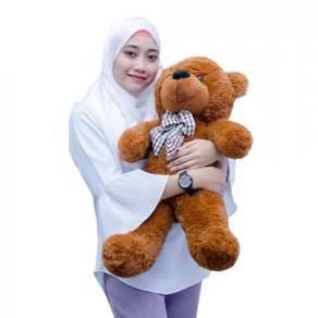 Suprise Orang Istimewa Dengan Teddy Bear 80cm