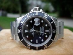Rolex 16610 submariner date f series