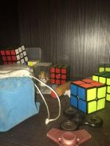 Cube untuk diletgo 1 set