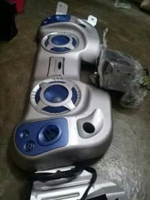 Pioneer speaker DVD player pioneer 100%ok