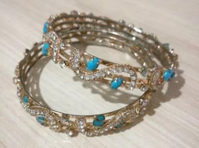 Ethnic indian jewellery
