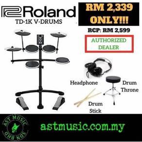 Roland TD-1K td1k Electronic V-Drums