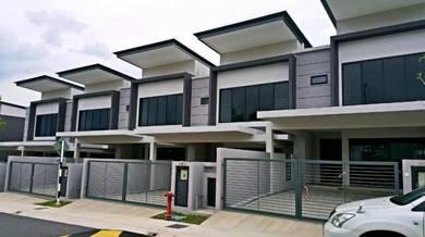 2 storey superlink house kajang east ,kajang 22x80 princit 2