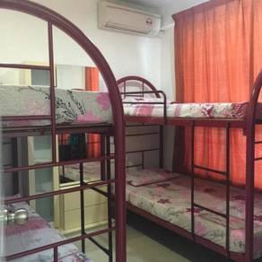 Menara U2 Fully furnished Seksyen 13 6 beds fridge washing machine fil